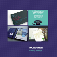 Foundation square brochure